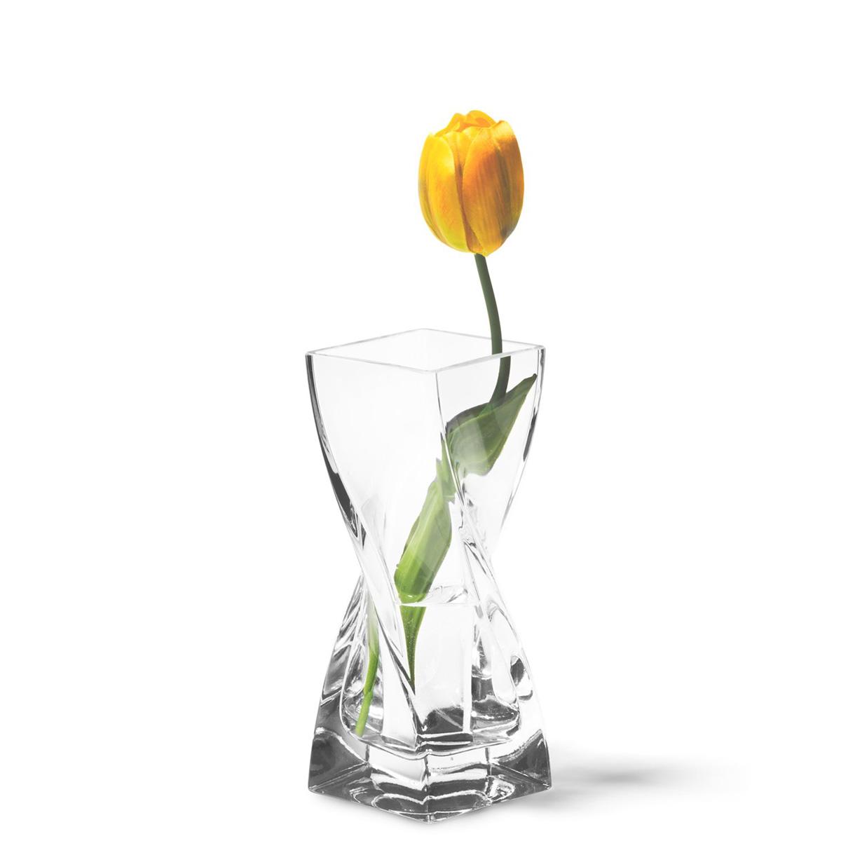 Staklena vaza Swirl 20 - 14099