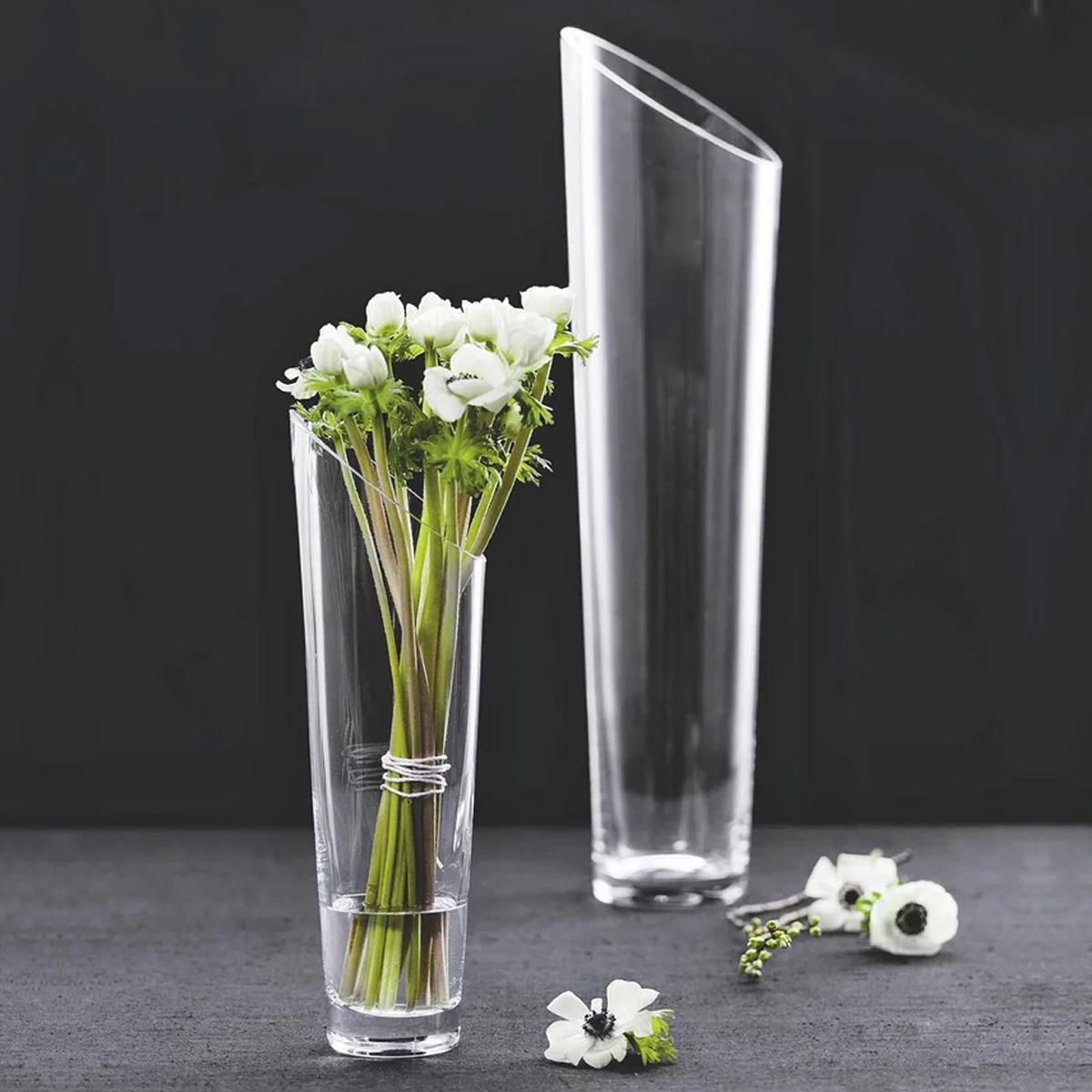 Staklena vaza Dynamic 30cm - 12304