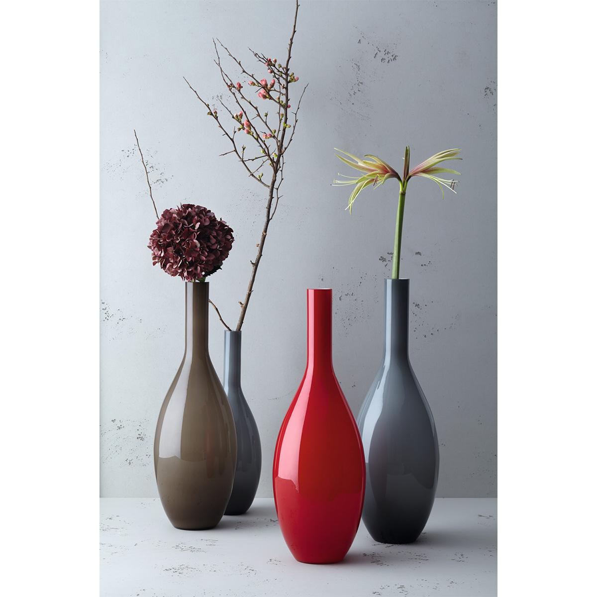 Vaza Beauty crvena 58715