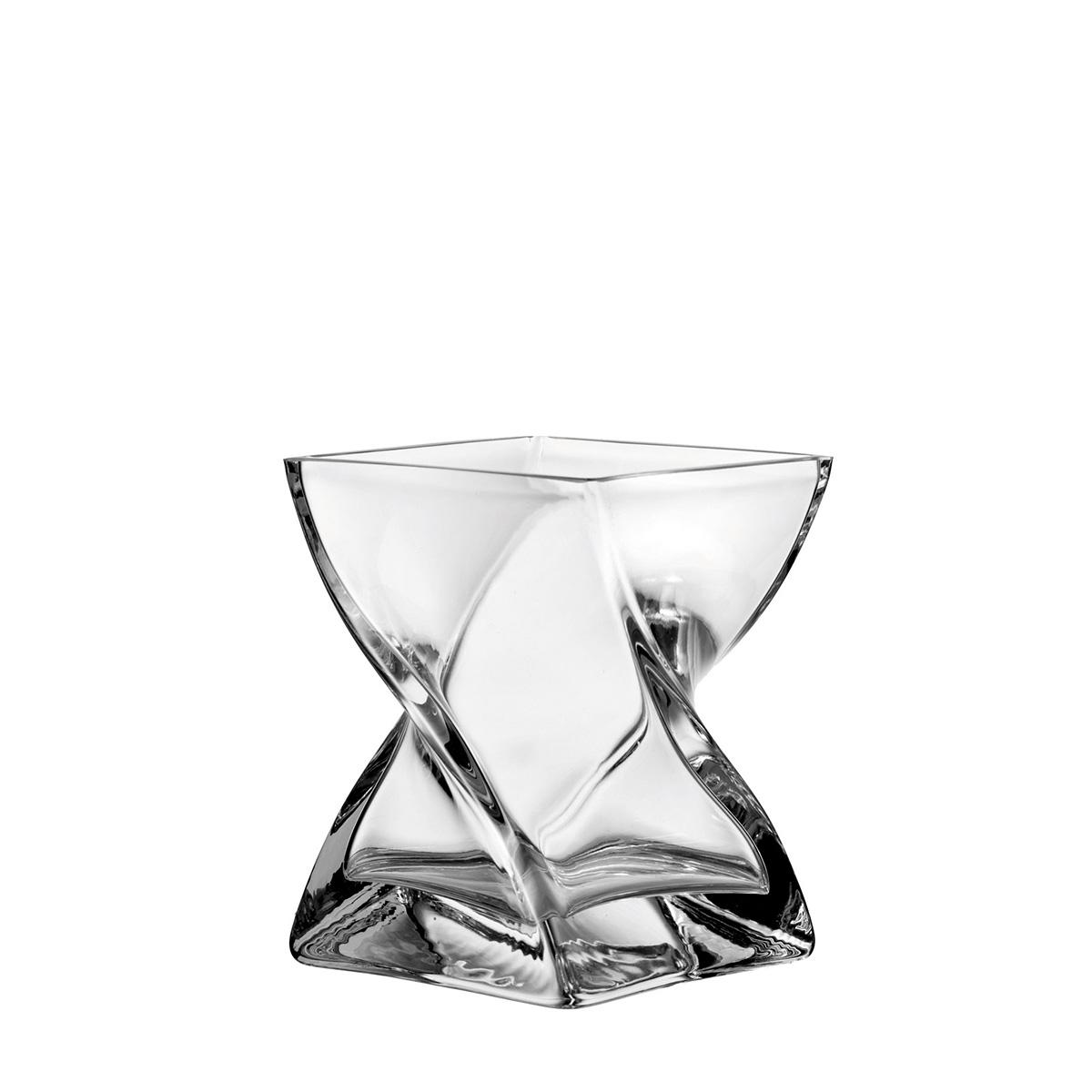 Staklena vaza Swirl 17 - 14108