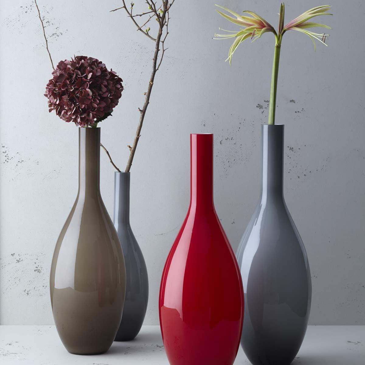 Vaza Beauty crvena 40654