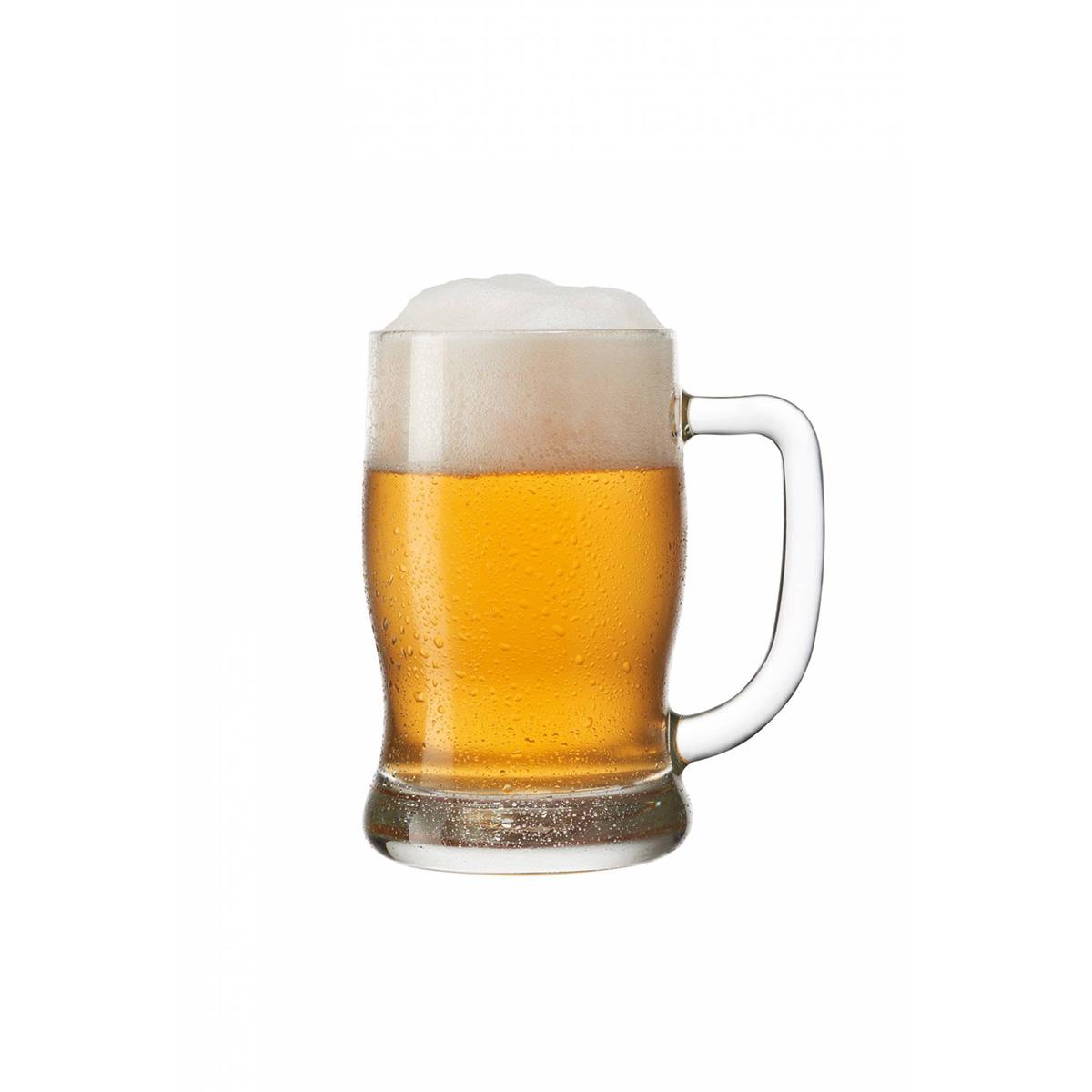 Krigla za pivo set 1/2 49457