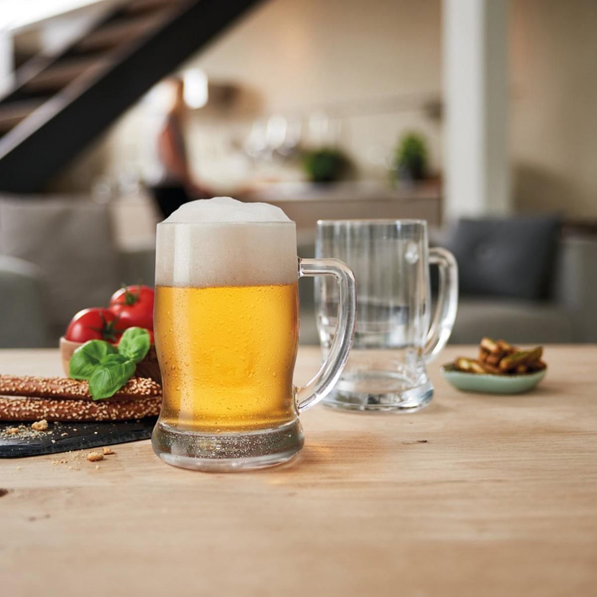 Krigla za pivo set 1/2 49458