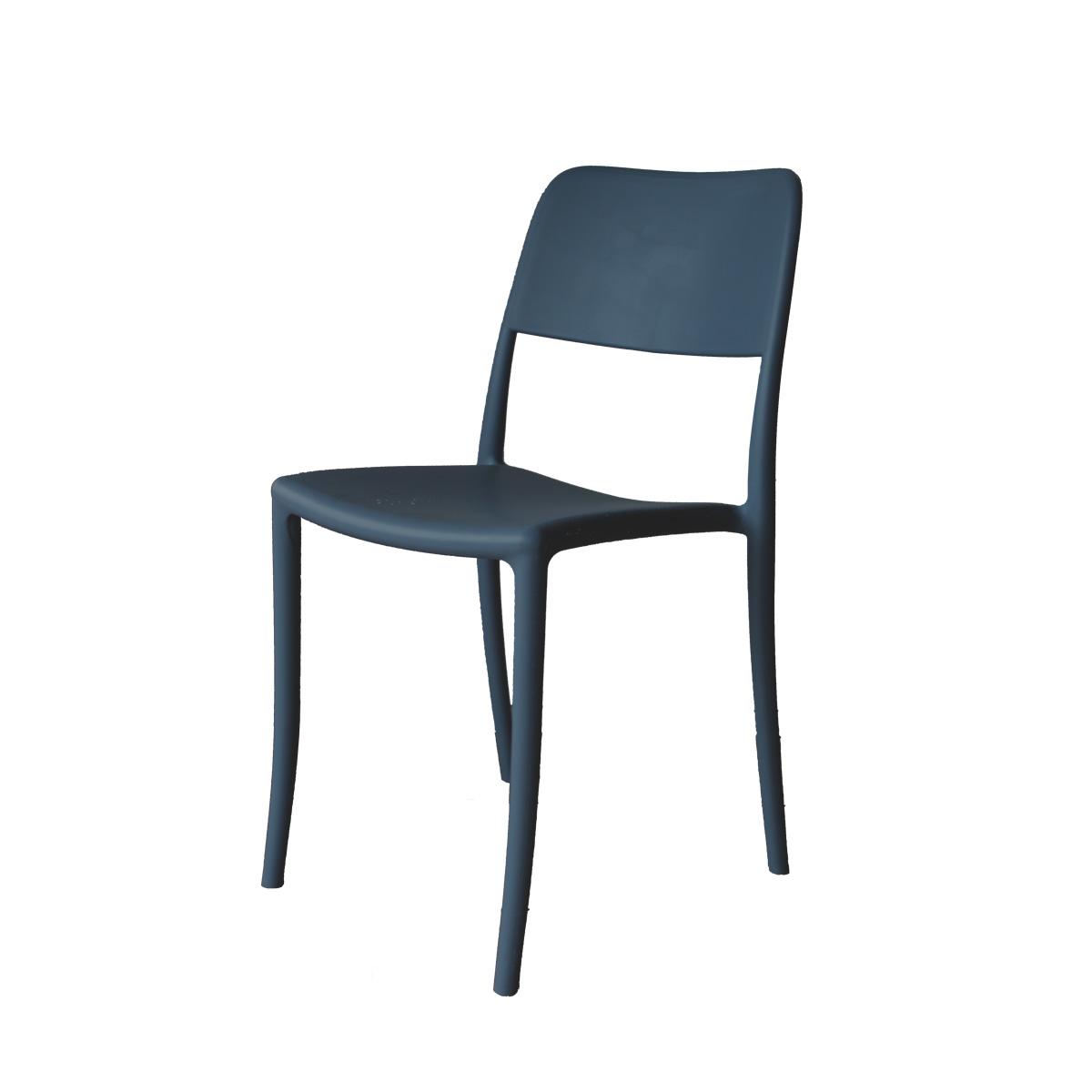 Stolica crna MH-2048