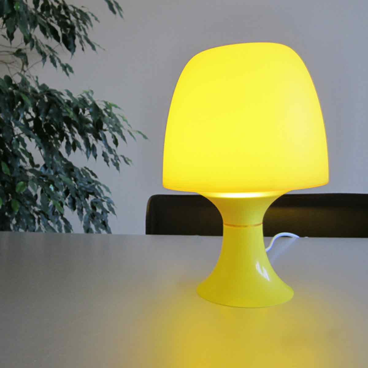 Stona lampa 1552-DEL orange