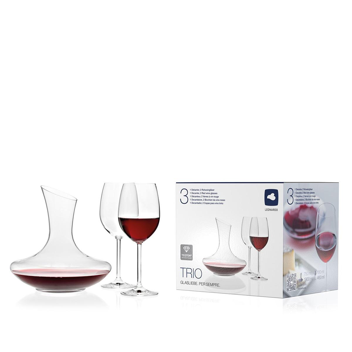 Set dve čaše +dekanter 20564