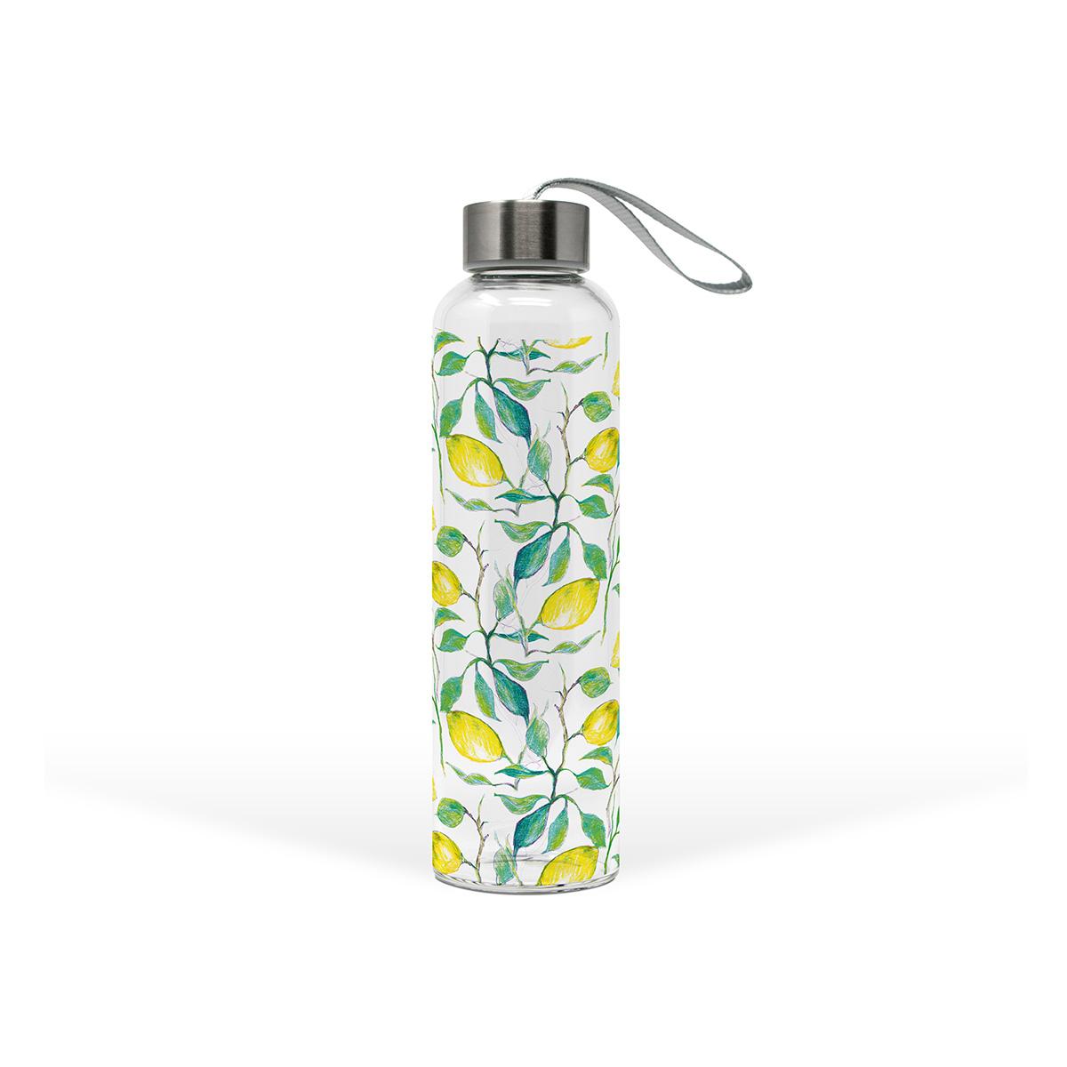 Staklena flaša BEAUTIFUL Lemons 603650