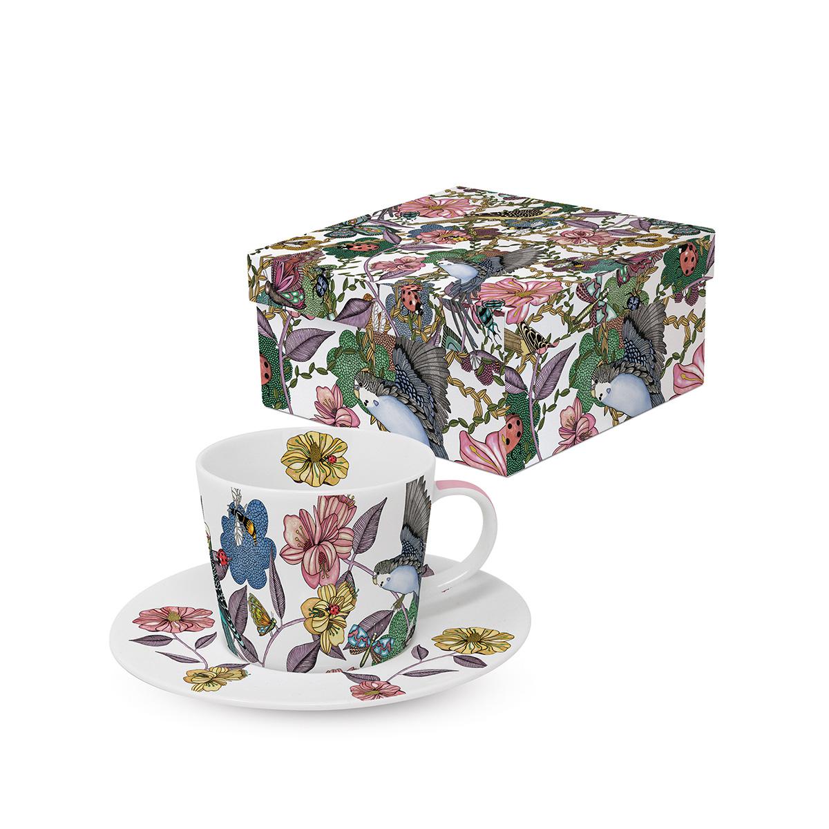 Šolja za espresso BIRDS&FLOWERS 603972