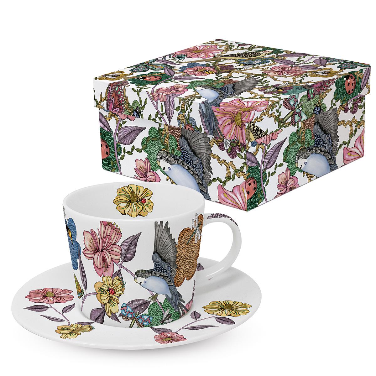 Šoljica za kafu BIRDS&FLOWERS 603973