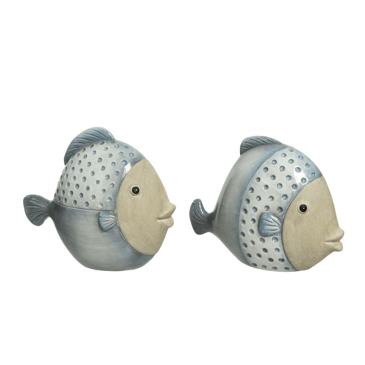 Dekorativna figura riba 802609