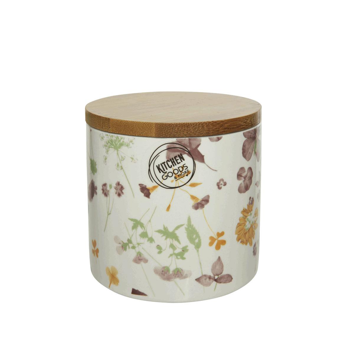 Porcelanska posuda Flower 802951