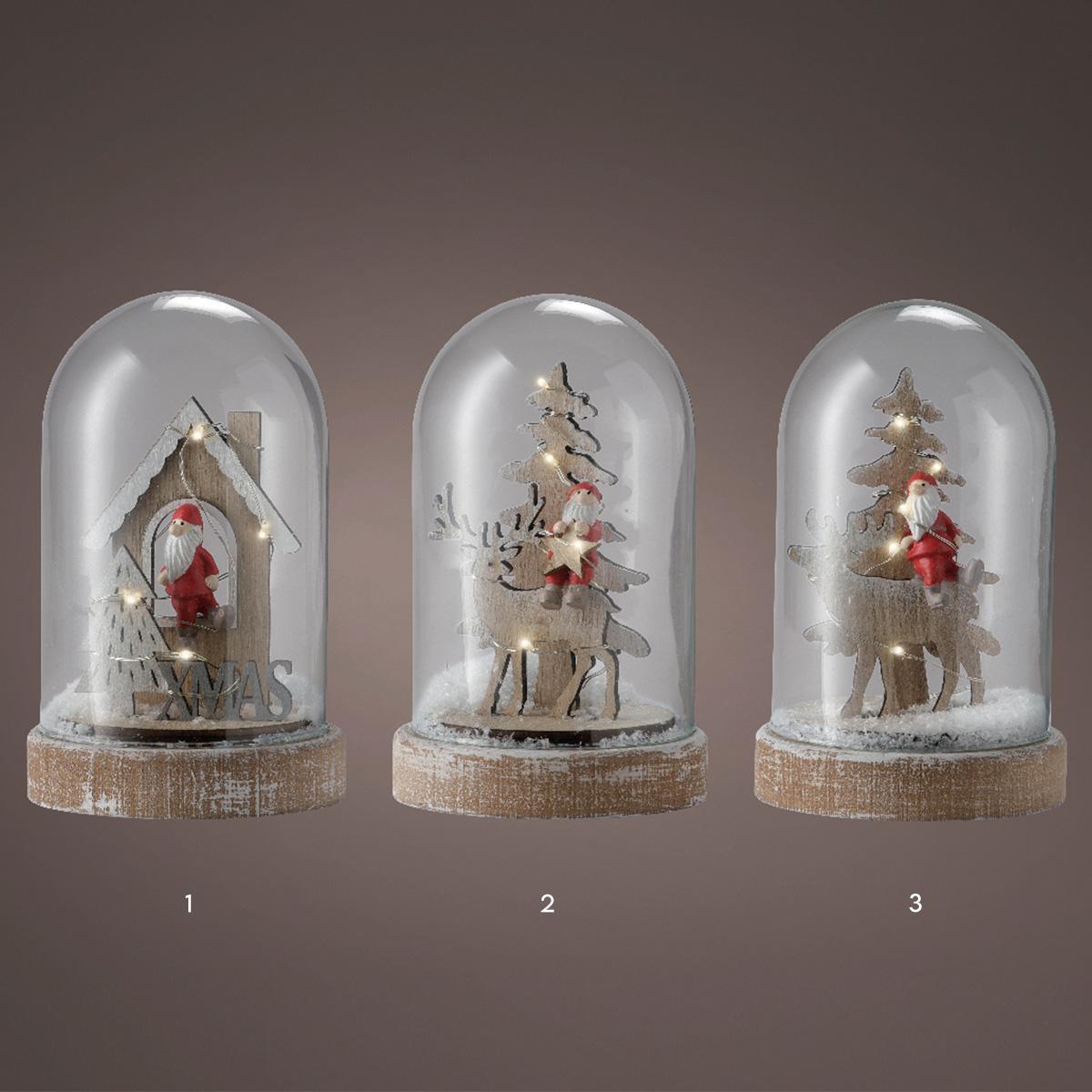 Led stakleno zvono 550910