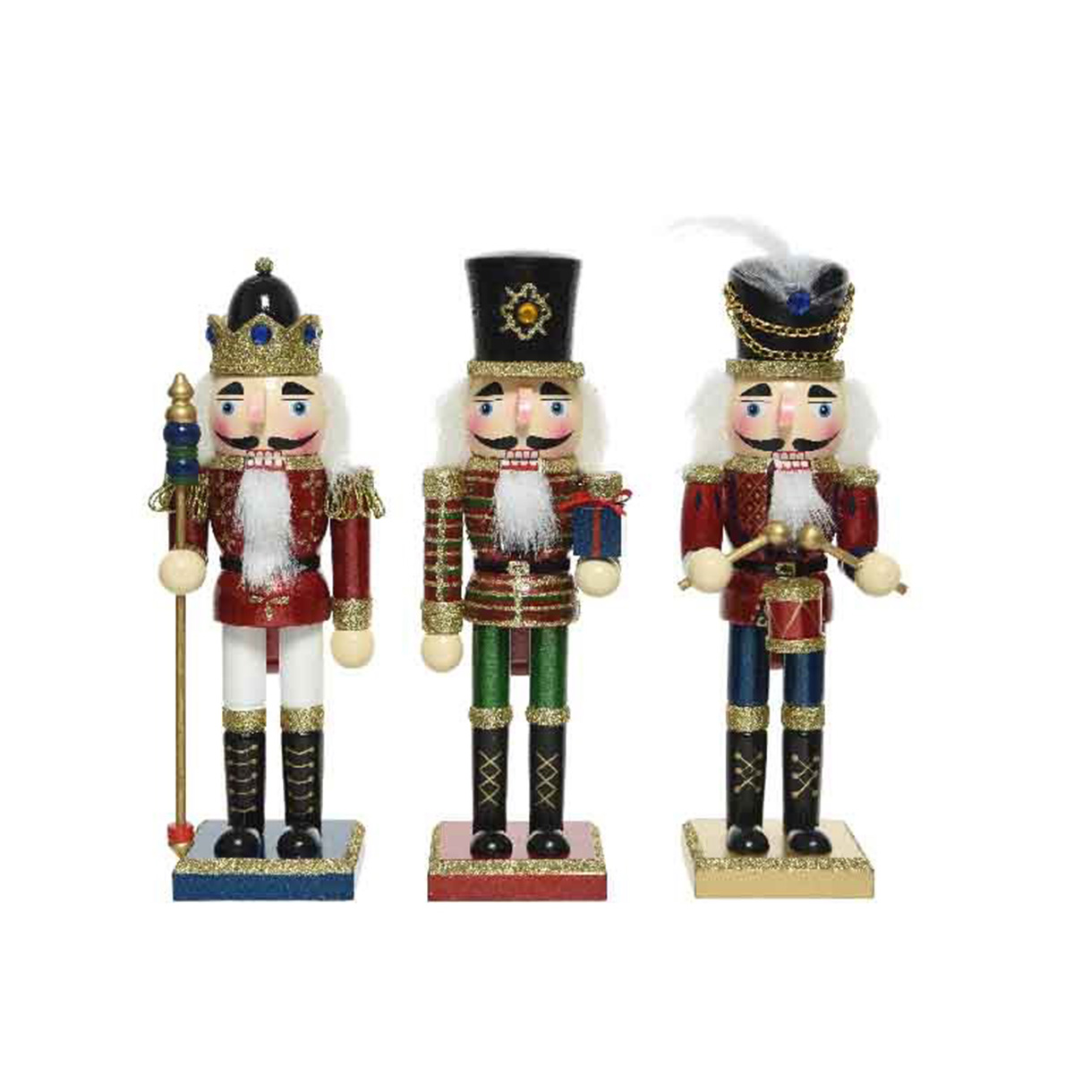 Novogodisnja dekoracija vojnici - 550343