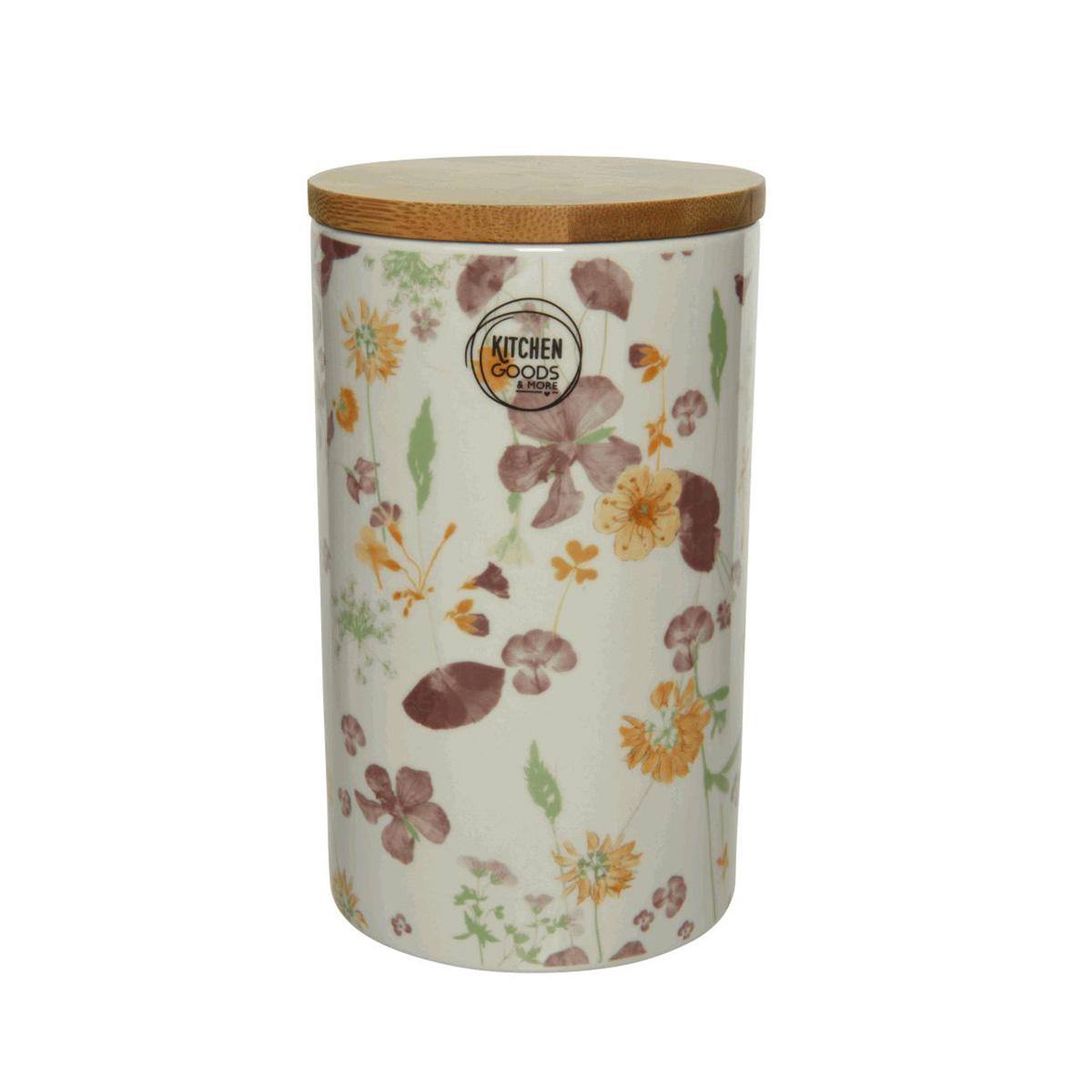 Porcelanska posuda Flower 802937