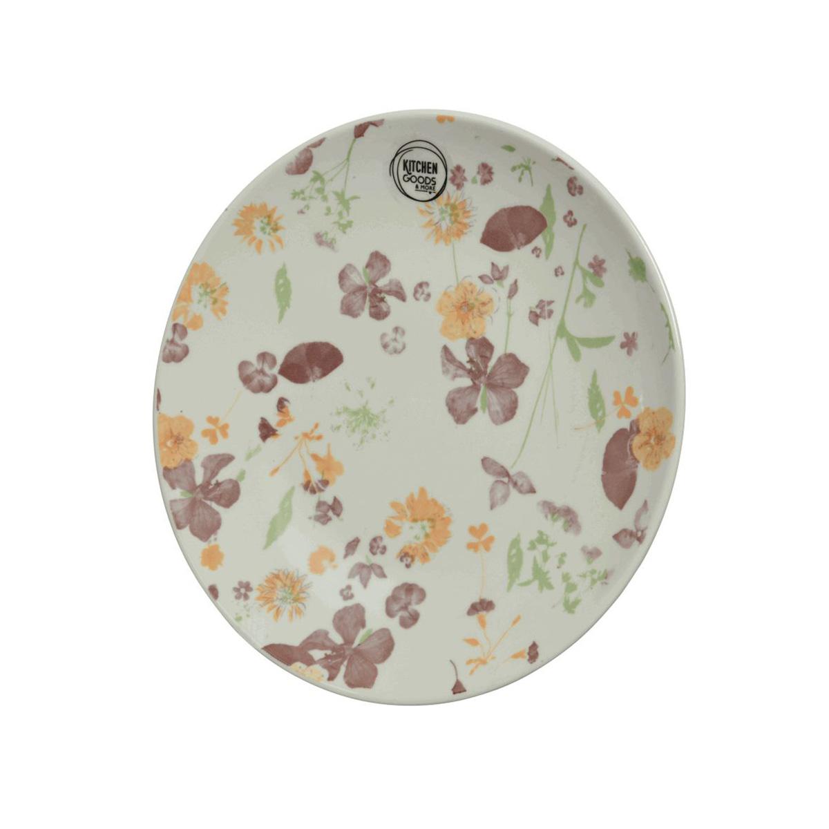 Porcelanski tanjir Flower 802944