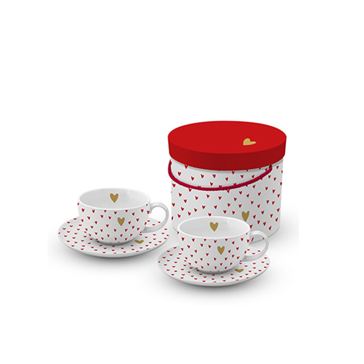 Šolja za cappuccino Little Heart 603601