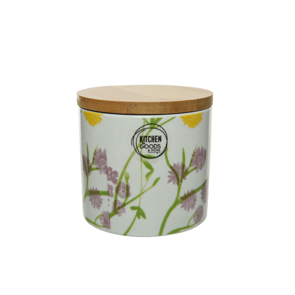 Porcelanska posuda Flower 826620