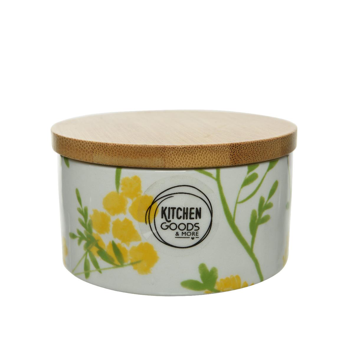 Porcelanska posuda Flower 826631