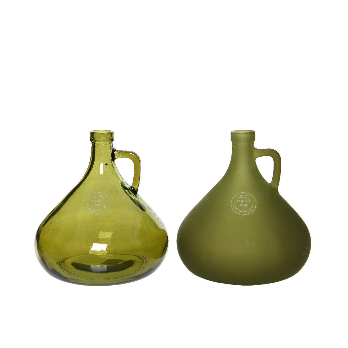 Vaza zelena M 870100