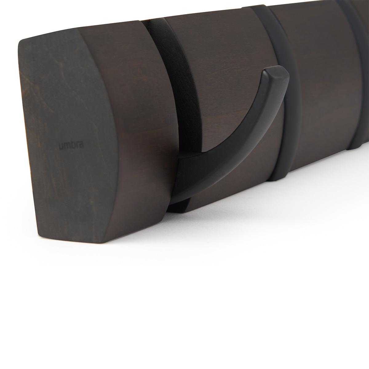 Čiviluk Flip 5 wenge-crna 318850-048
