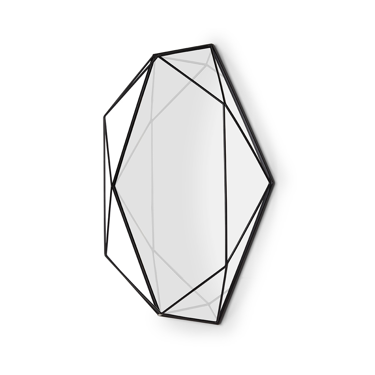 Ogledalo Prisma crno - 358776-040