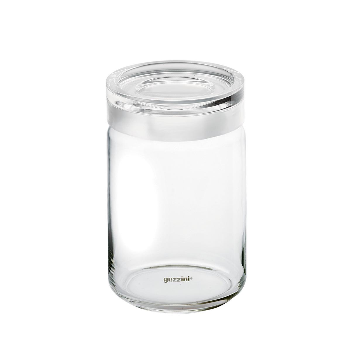 Staklena tegla JAR 1,5kg 2855.22.00 transparentna