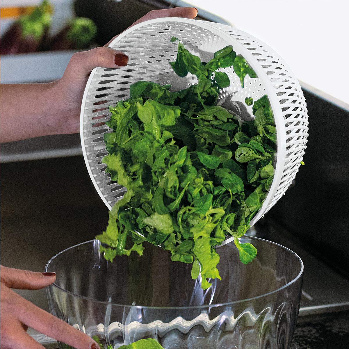 Centrifuga za salatu 1709.00.11 bela