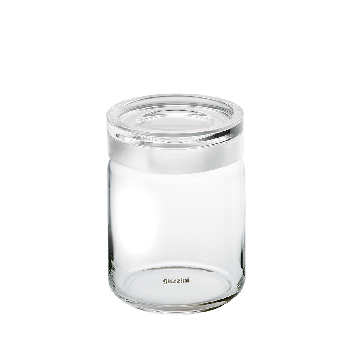 Staklena tegla JAR 1kg 2855.16.00 transparentna