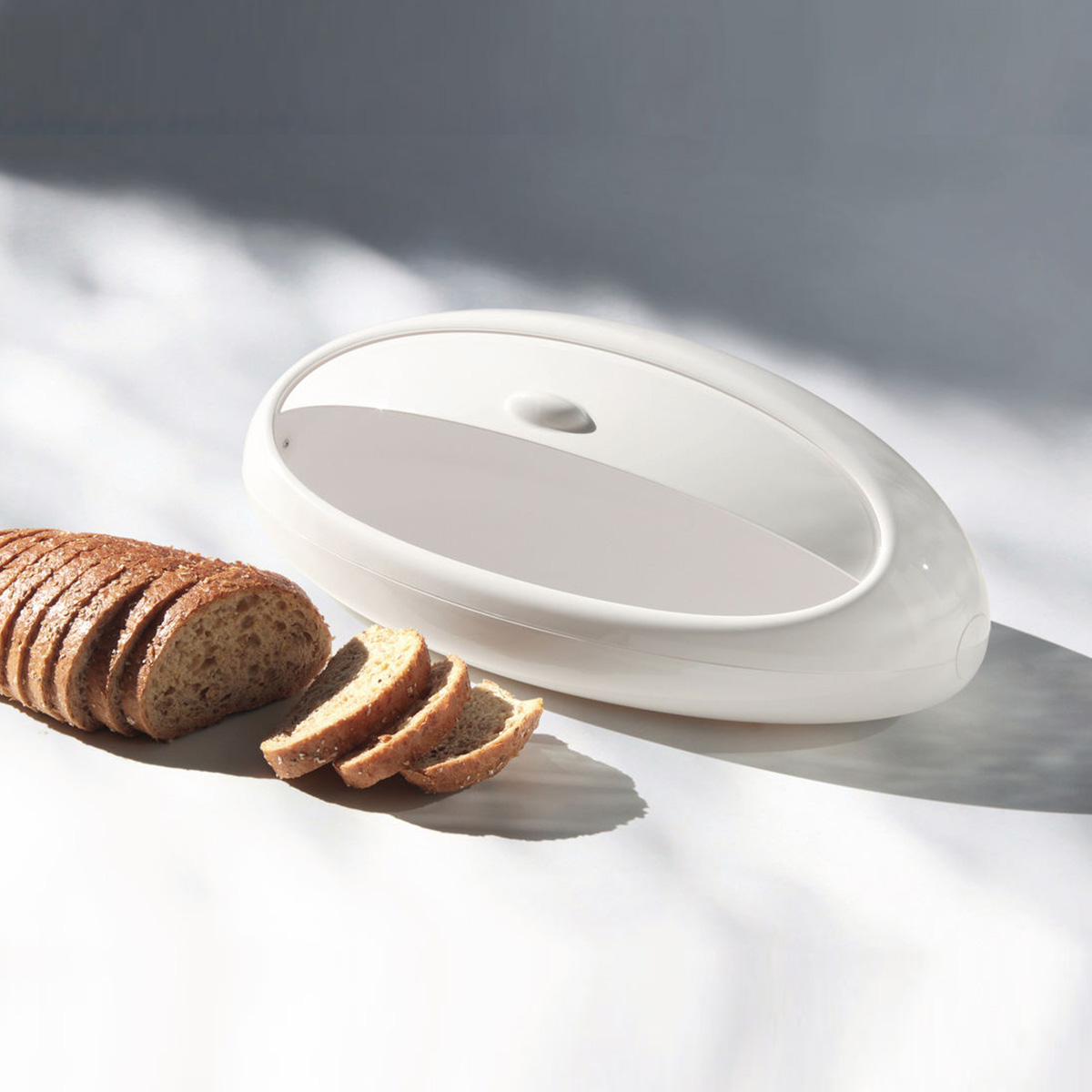 Kutija za hleb Gnam -  ASG22 W