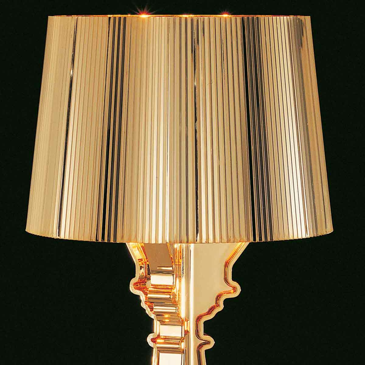 Stona lampa Bourgie zlatna 9074/00