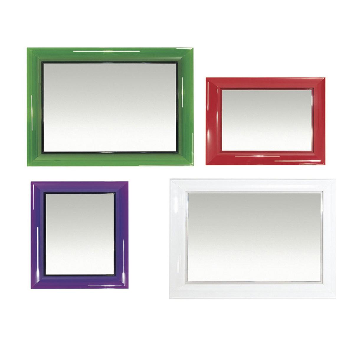 Ogledalo Francois Ghost 8300/V5 crveno