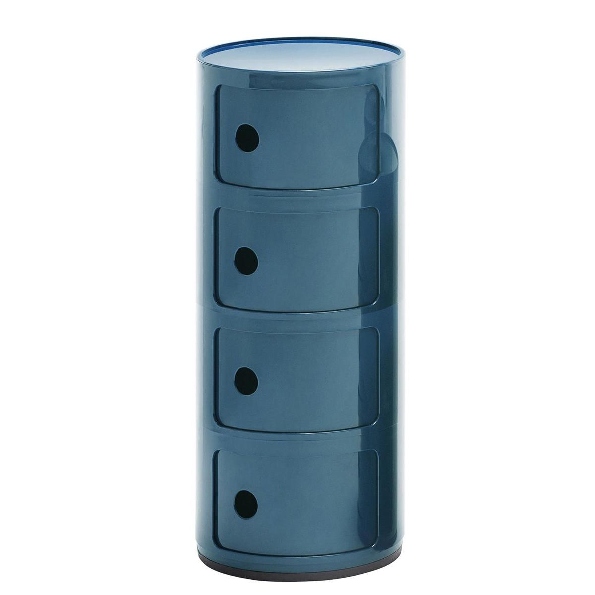 Polica Componibili/4 plava 4985/15