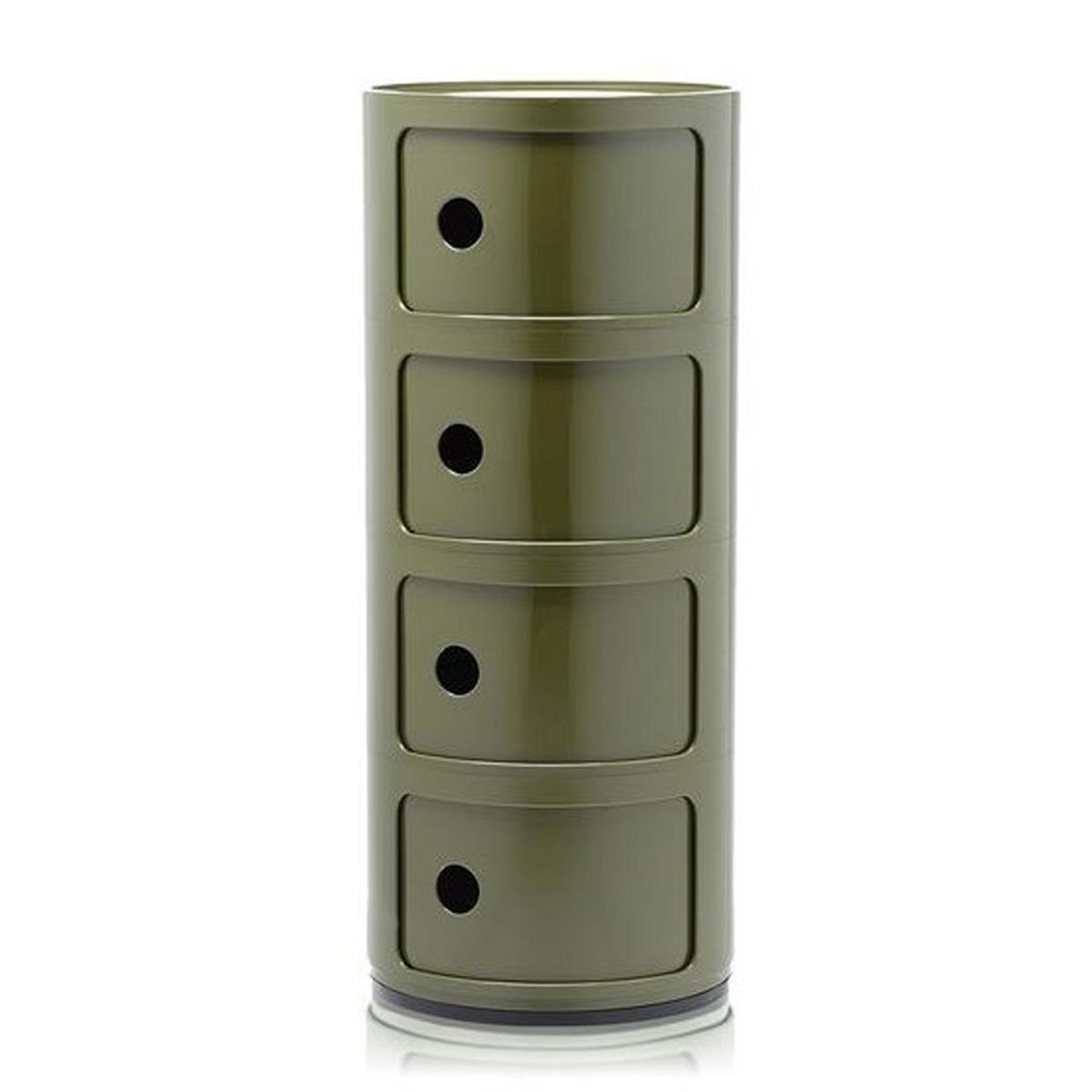Polica Componibili/4 zelena 4985/18