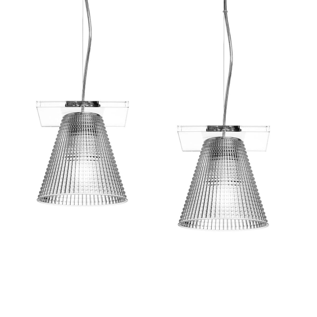 Visilica Light Air 9130/B4 kristal