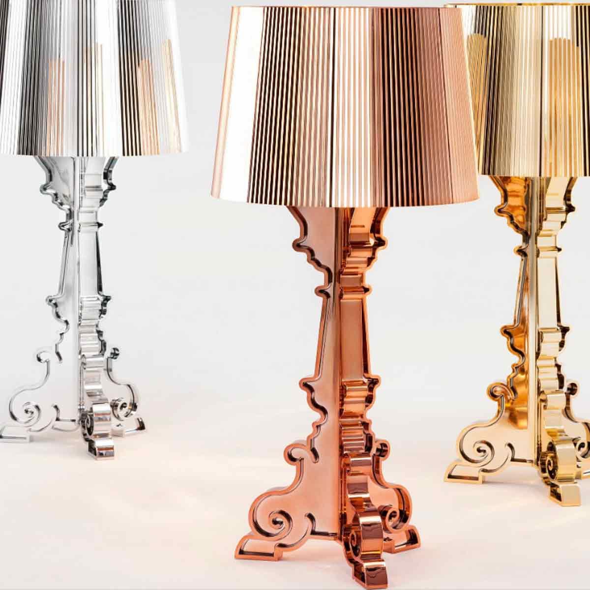 Stona lampa Bourgie bakarna 9072/RR