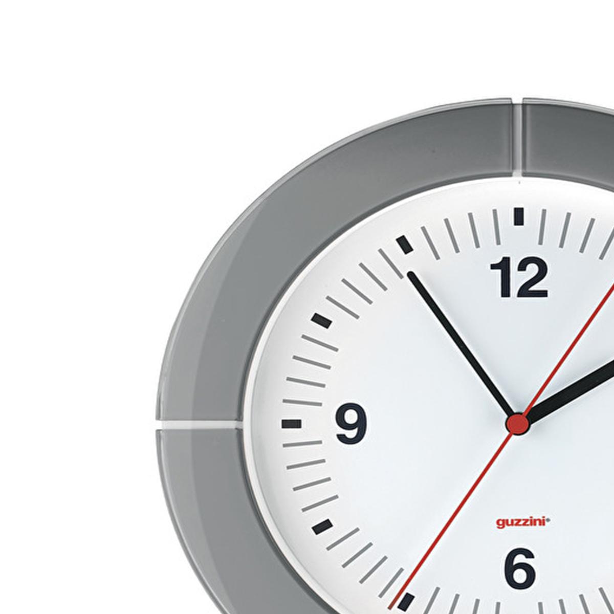 Zidni sat Clock-Clock grey 2895.00.92
