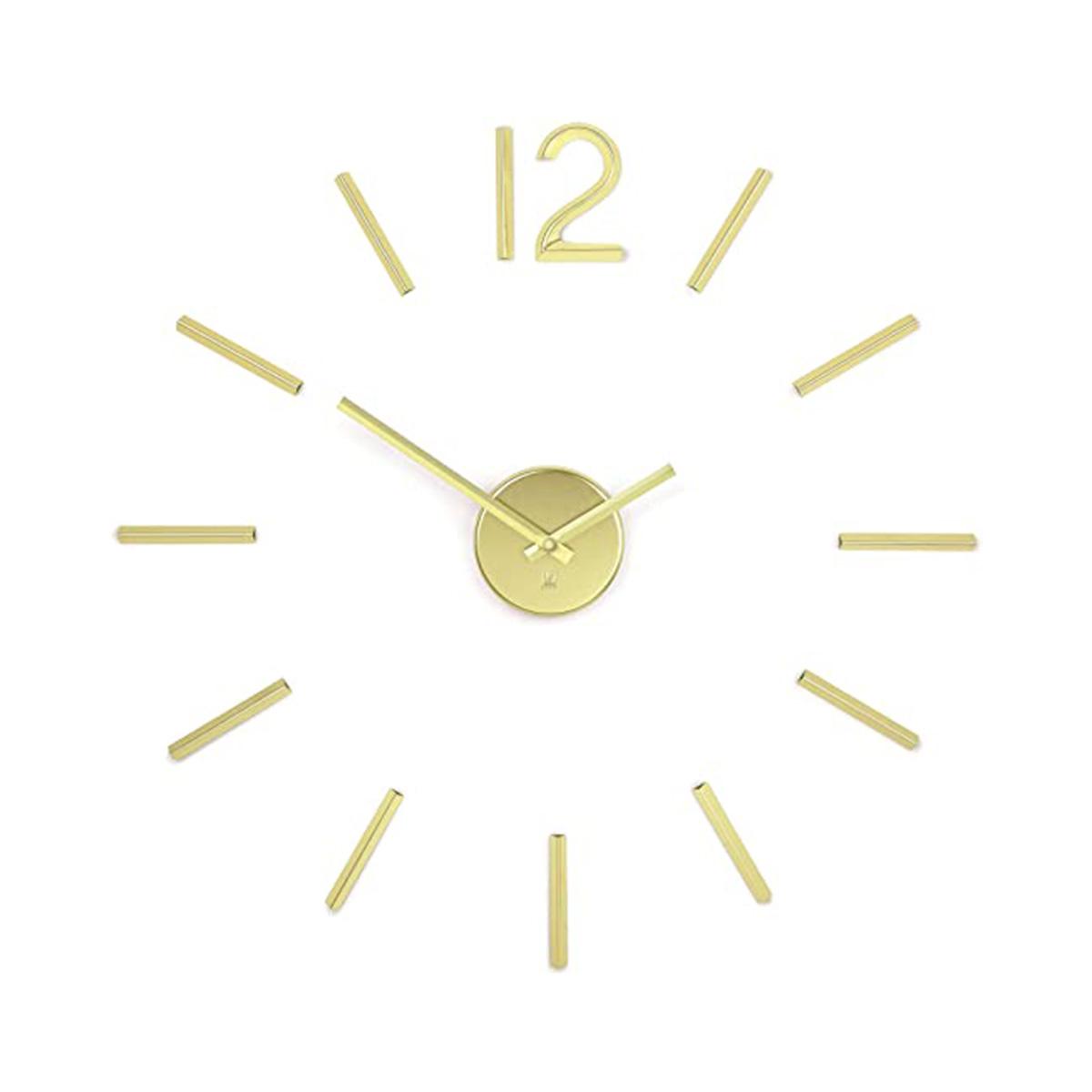 Zidni sat Blink zlatni 1013169-104