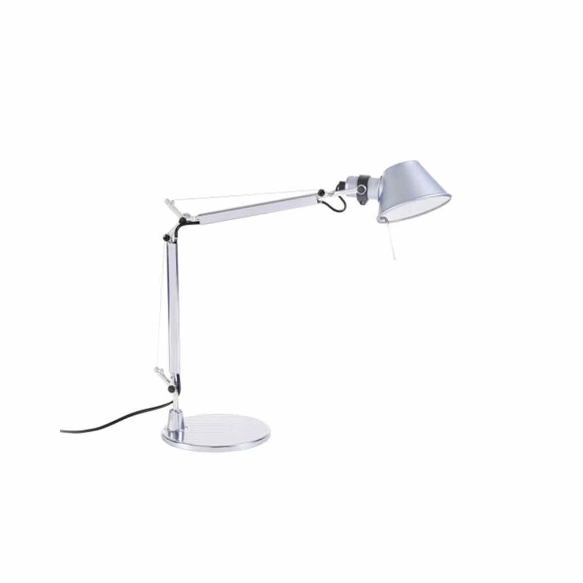 Stona lampa TOLOMEO MICRO ALLUMINIO
