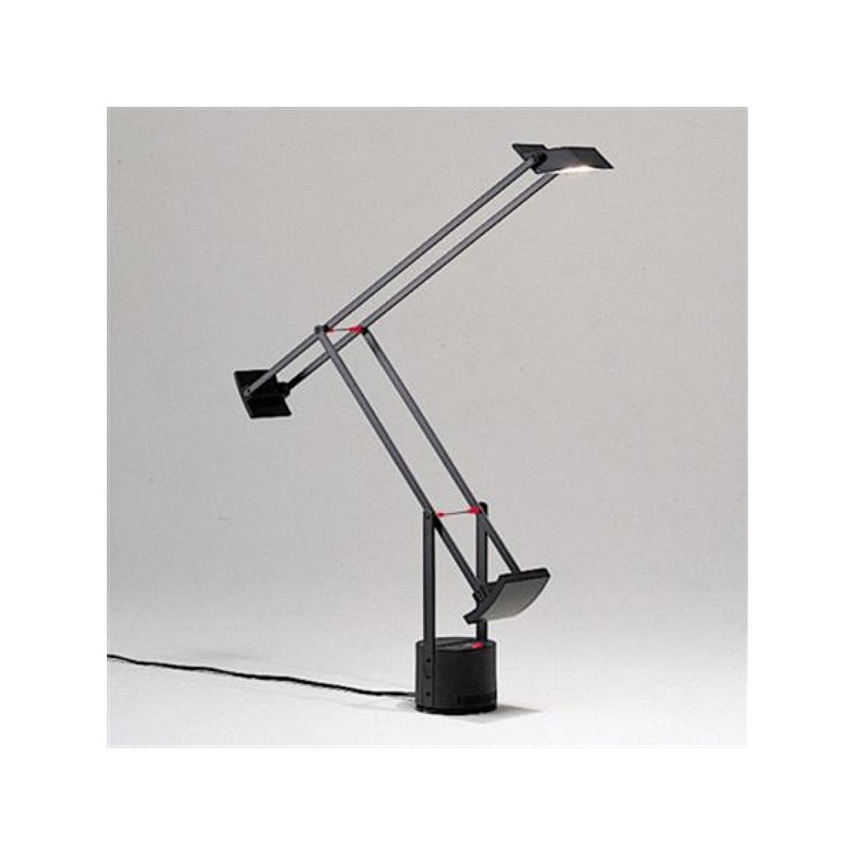Stona lampa TIZIO crna A009010