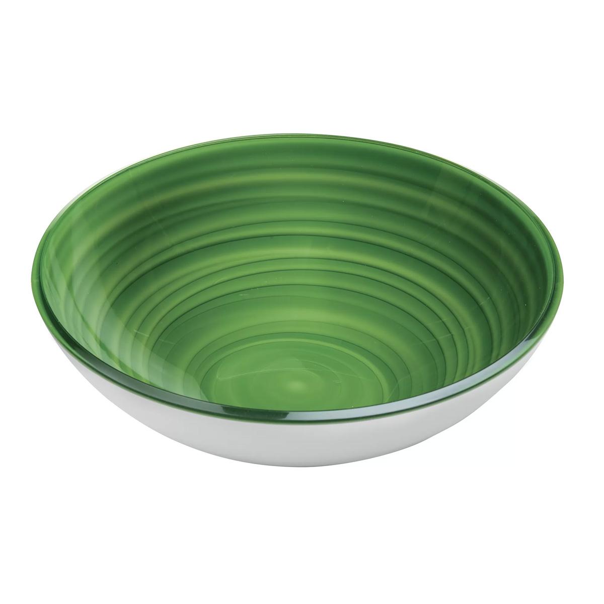 Činija Twist L 1816.28.153 zelena