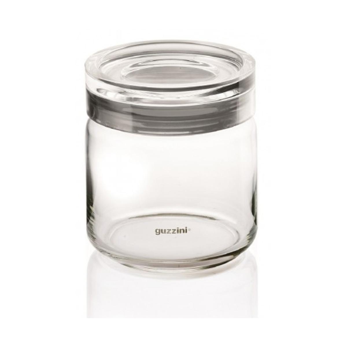 Staklena tegla JAR 2855.12.92 siva