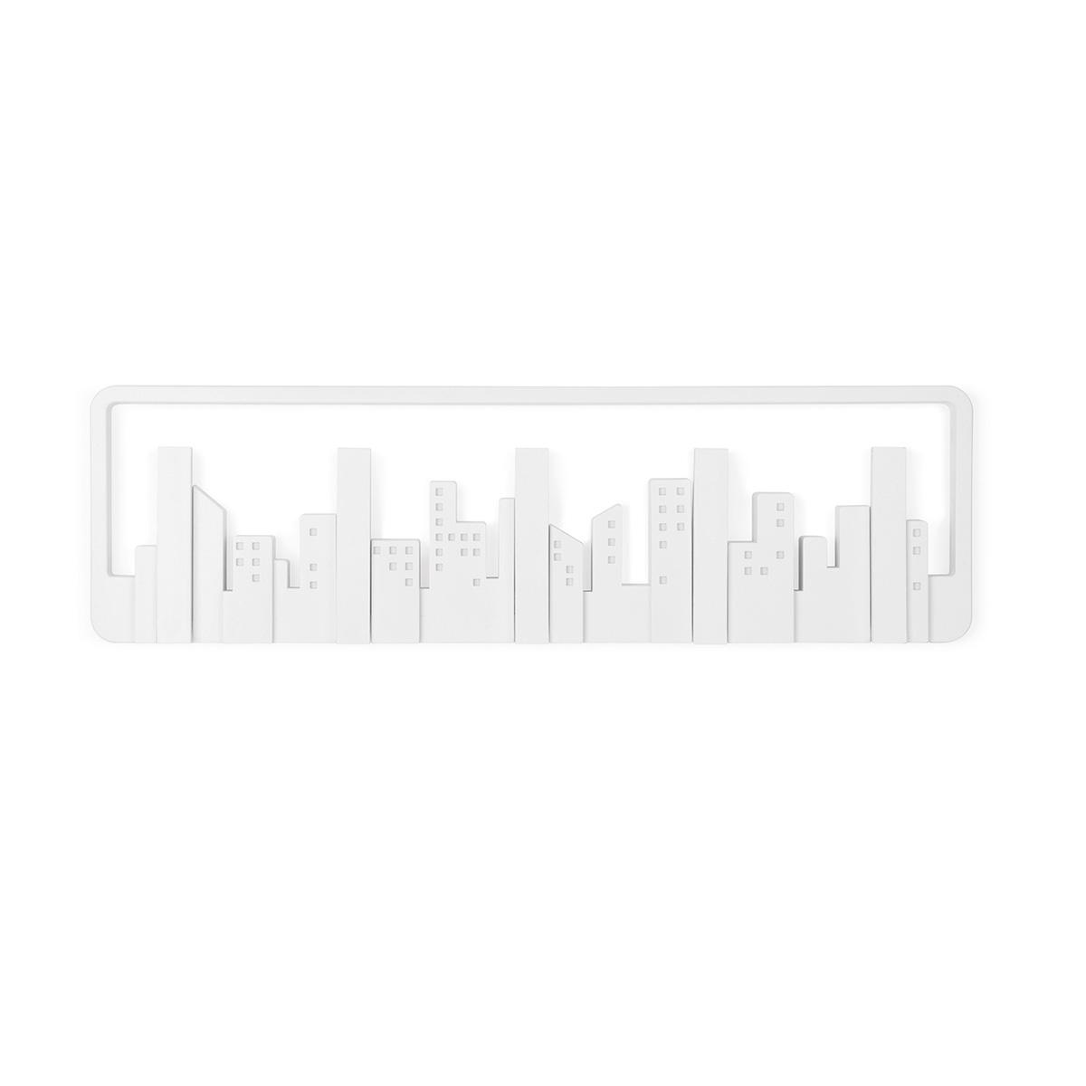 Čiviluk Skyline beli 318190-660