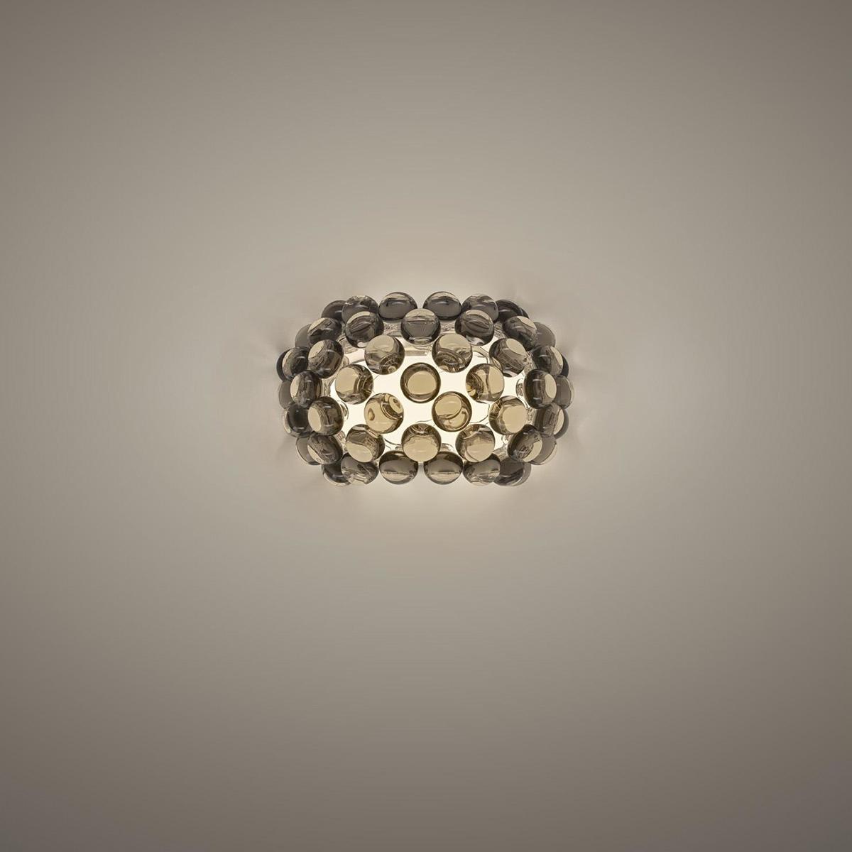 Led zidna lampa CABOCHE PLUS LED 311025-25 dim siva