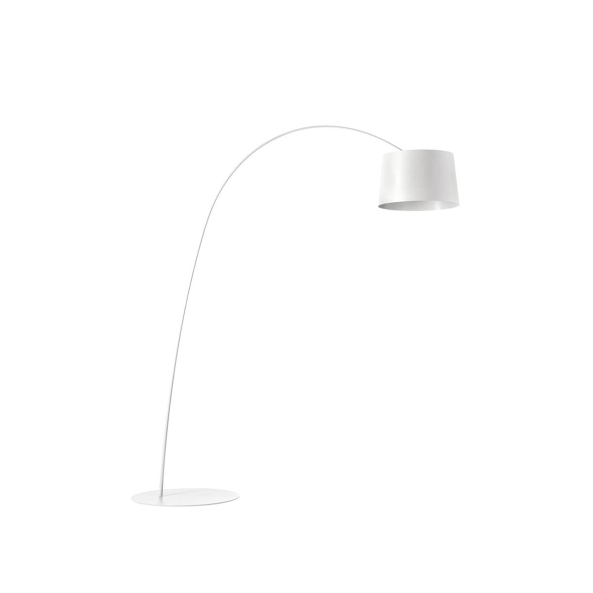 Podna lampa TWIGGY 159003 10 bela