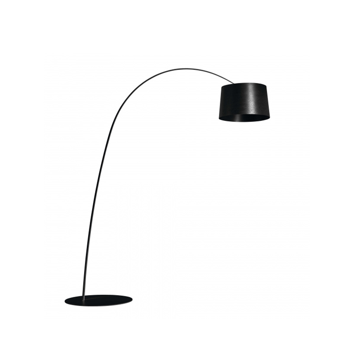 Podna lampa TWIGGY 159003 20 crna