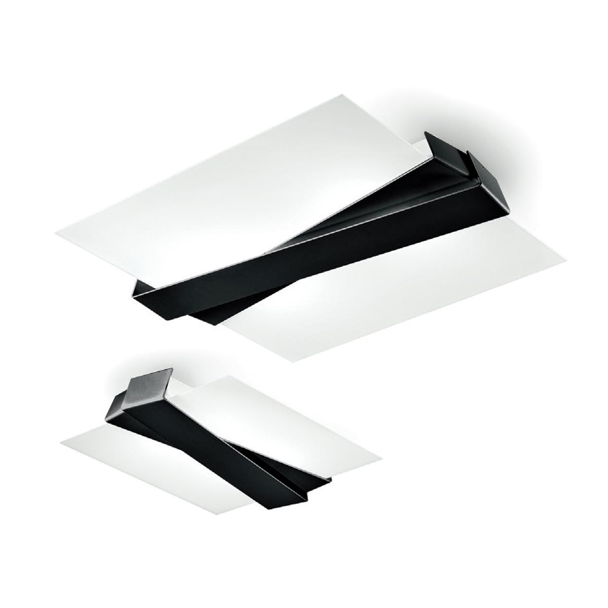 Plafonjera Zig Zag 7402 crna