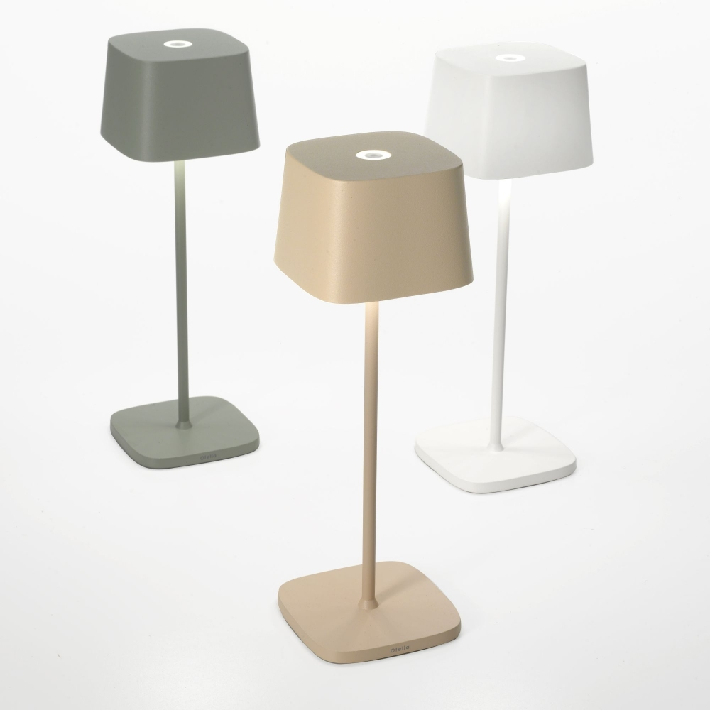 Stona lampa Ofelia Pro bež LD0870S3