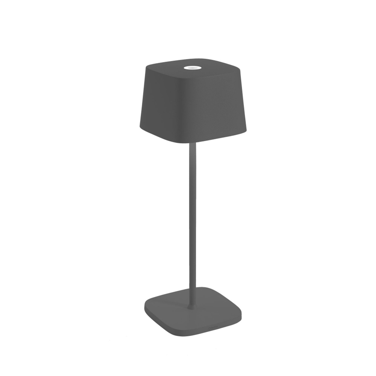 Stona lampa Ofelia Pro tamno siva LD0870N3