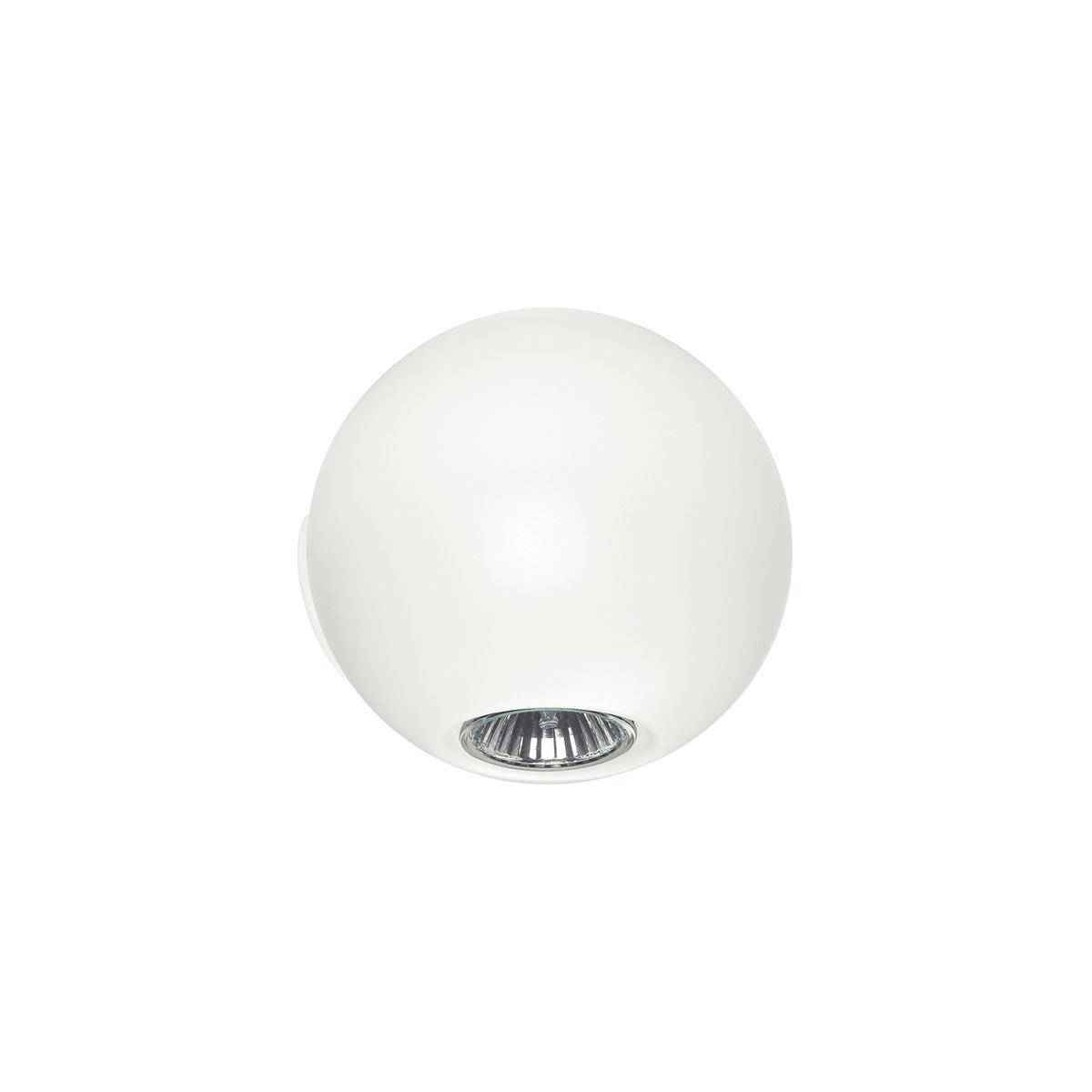 Zidna lampa  Pelota Z-6611 bela
