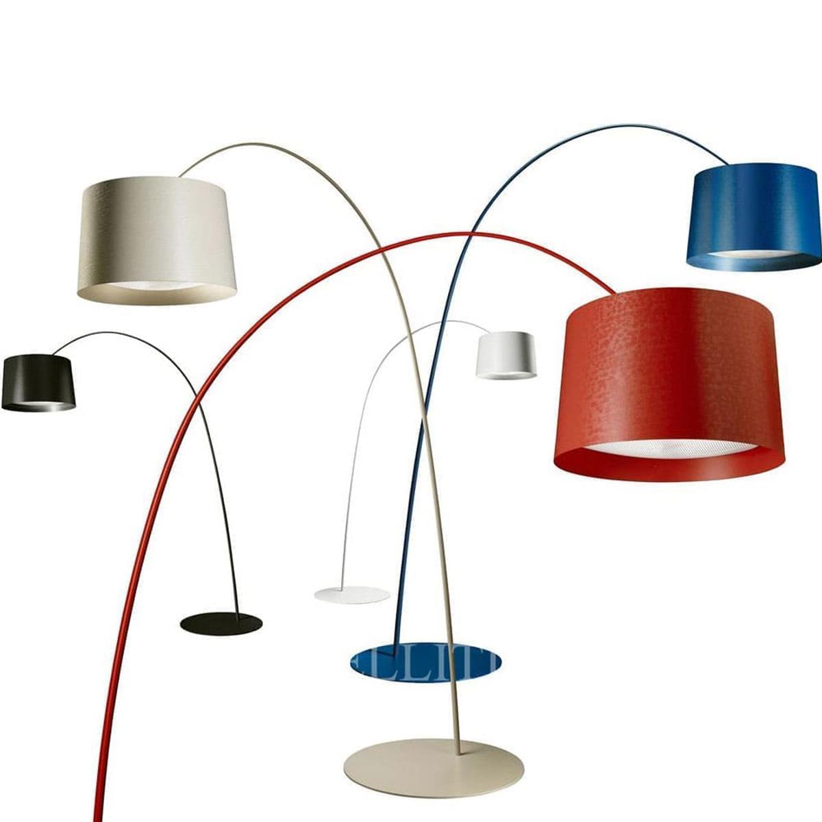 Podna lampa TWIGGY 159003 25 siva